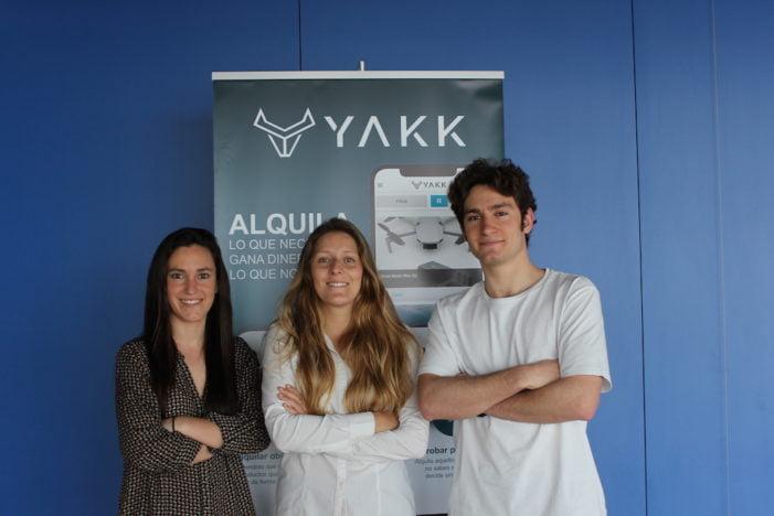 Tres jóvenes de Majadahonda logran 5.000 usuarios con su plataforma digital de alquiler de objetos en España