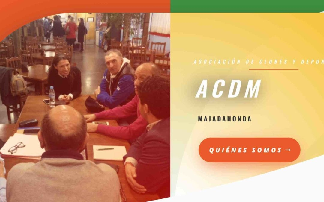 """La Asociación de Clubes y Deportistas de Majadahonda hace balance: """"muchas luces y algunas sombras en Majadahonda"""""""