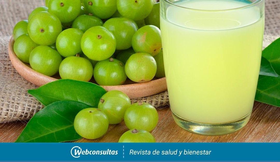 Salud Majadahonda: el alimento natural con más antioxidantes es el amla (grosella india deshidratada)