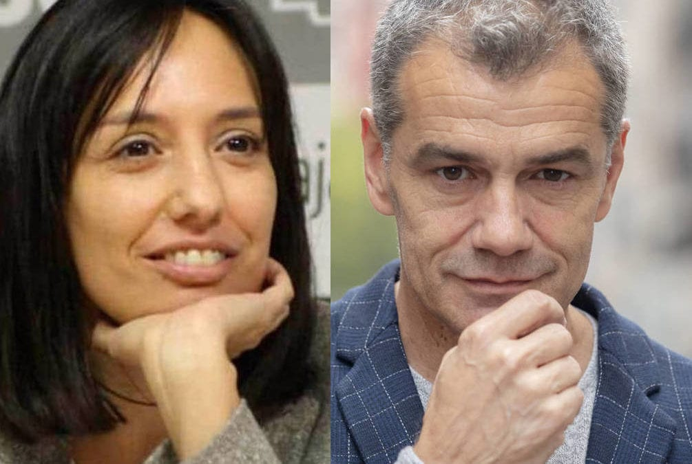 """Mercedes González y Toni Cantó polemizan sobre el """"modelo de vida"""" de Majadahonda"""