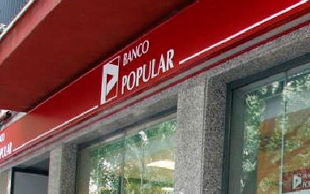 Un juez de Majadahonda condena al Banco Popular por engañar a los clientes y al Banco de Santander como subsidiario