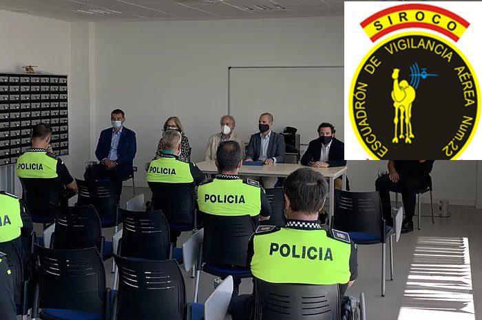 """El Ayuntamiento de Majadahonda aprueba una """"Unidad de Vigilancia Aérea"""""""