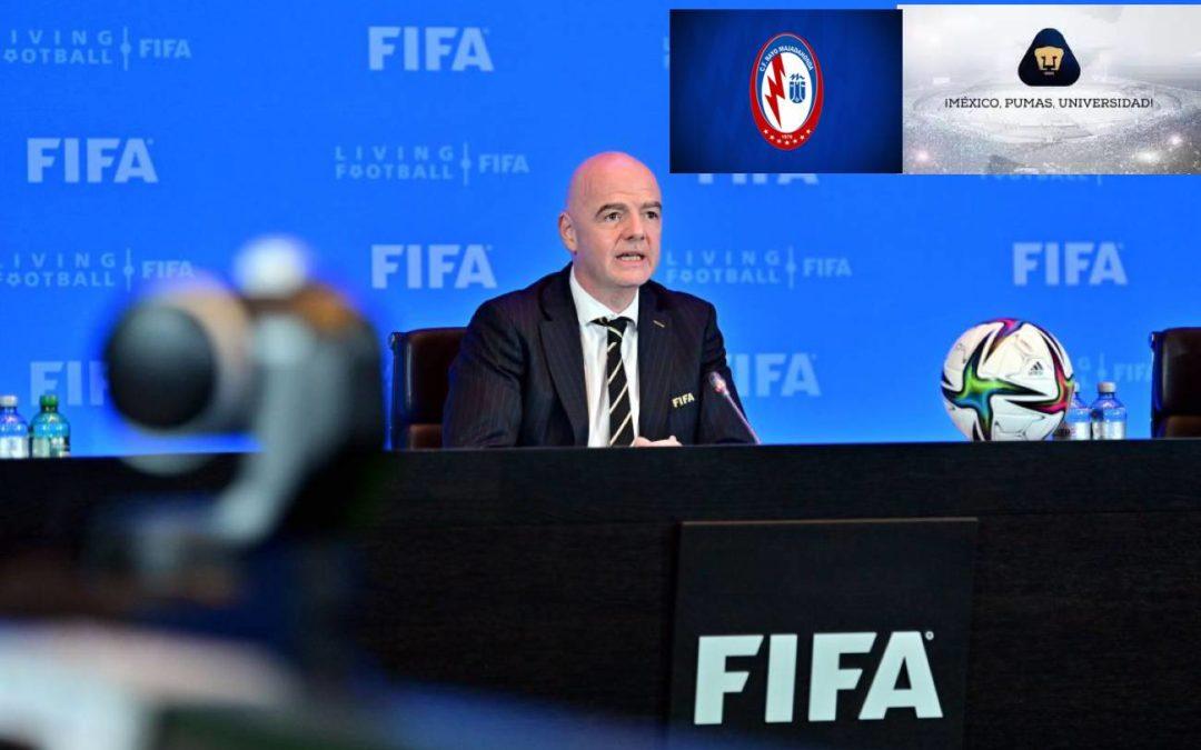 """FIFA condena a """"Pumas"""" de México a 3 años sin fichar por no pagar 25.000 € al Rayo Majadahonda: derechos de Arribas"""