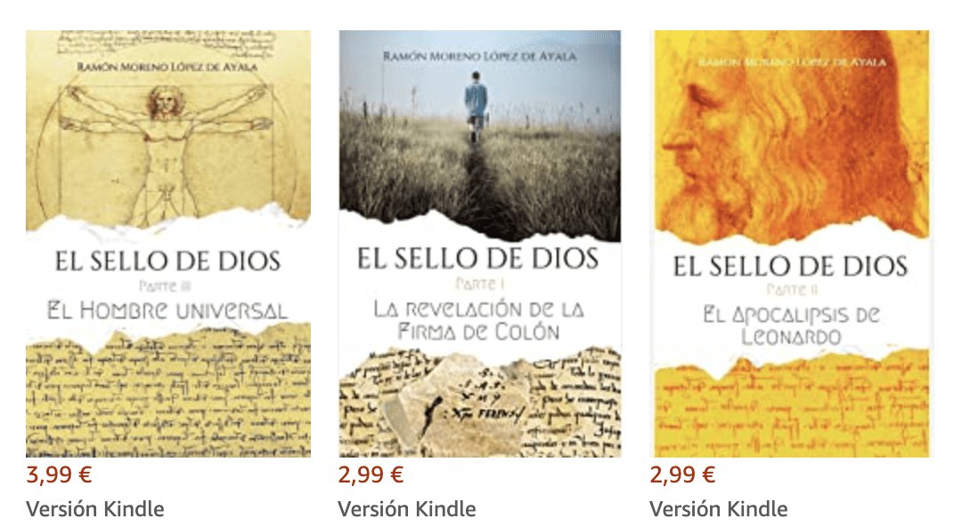 El escritor de Majadahonda que investiga a Leonardo Da Vinci publica su tercer libro en Amazon