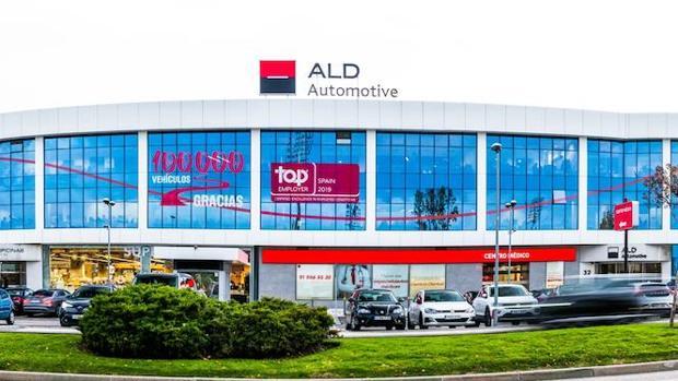 La llegada de 12.000 coches de ALD Automotive provoca una bajada del impuesto en Majadahonda