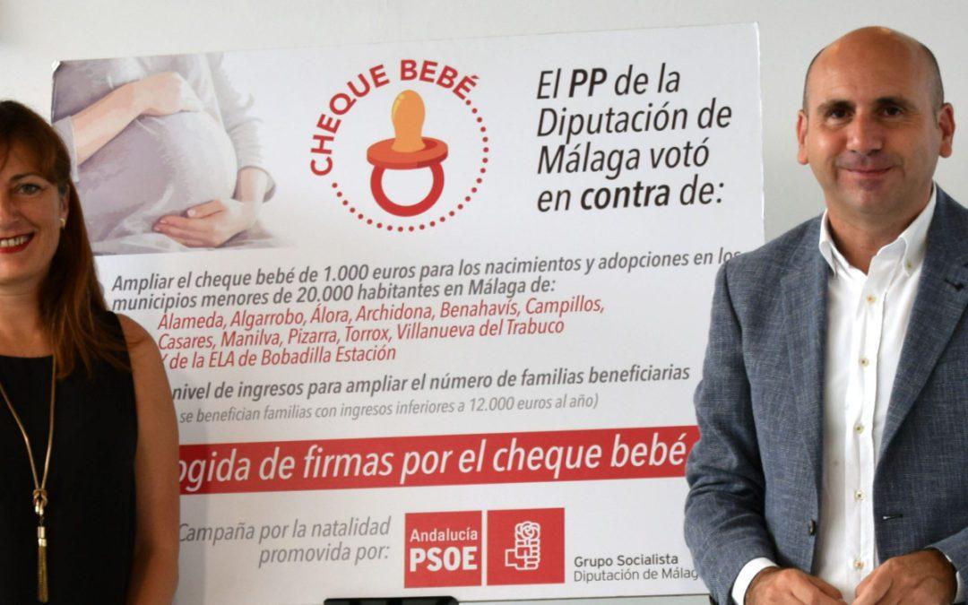 """Biopolítica (Juan Pina): """"el cheque bebé de PP-Vox en Majadahonda es el mismo de Zapatero"""""""
