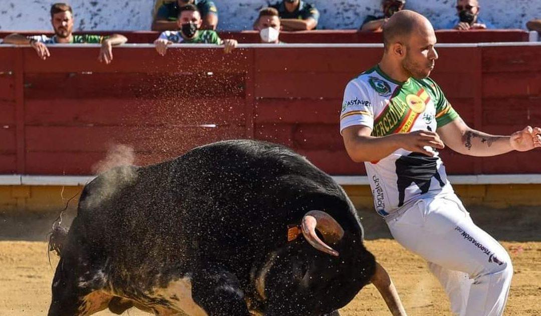 """El """"recortador"""" Daniel Gamo, grave en el Hospital Puerta de Hierro Majadahonda: """"el toro tenía un fallo en la vista"""""""