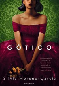 Libro Gotico novela 2021