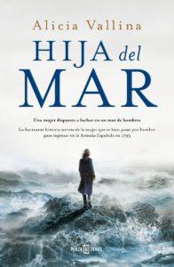 Libro Hija del mar de Alicia Vallina