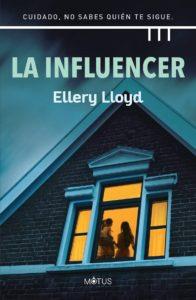 Libro La Influencer de Ellery lloyd