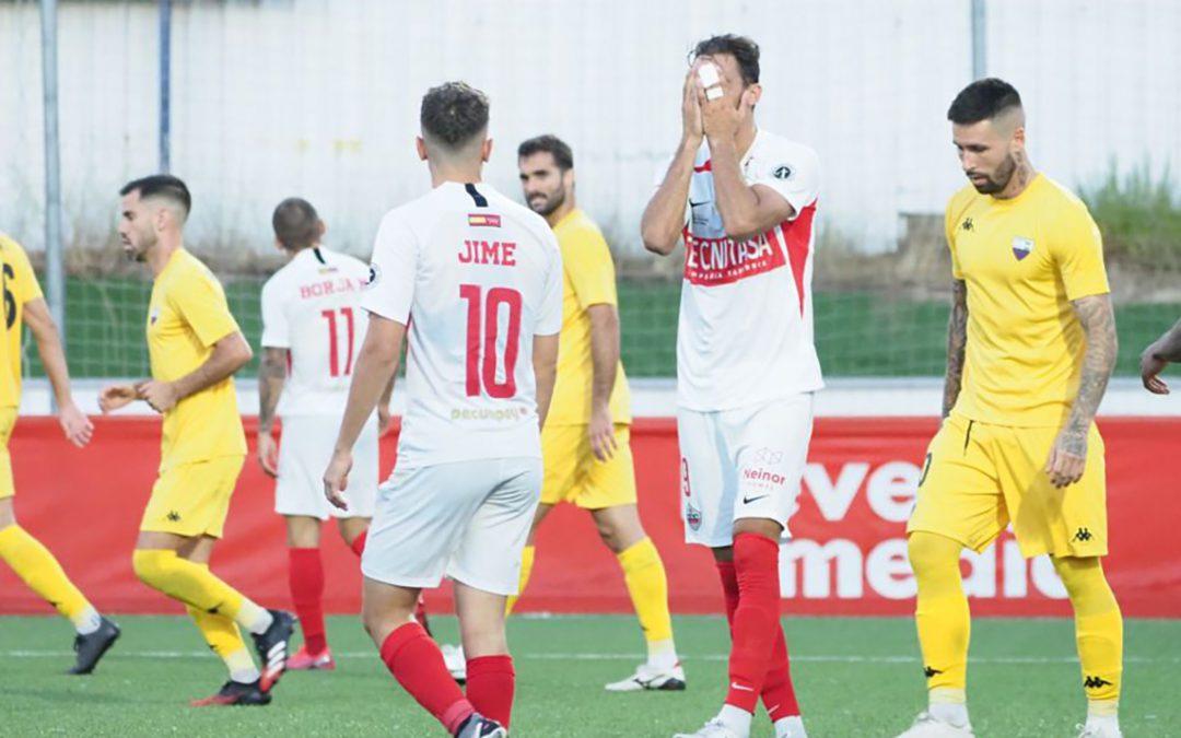 «Sanse»-Rayo Majadahonda: primer «derby» madrileño de una liga donde «30 de 40 equipos luchan por subir»