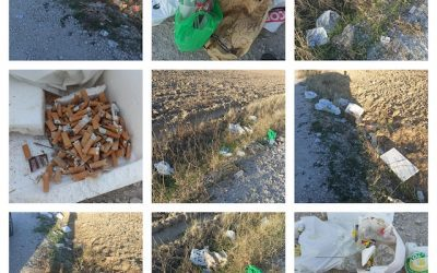 Los «botellones» se trasladan a La Dehesa y siguen en Plaza Pizarro y calle Hernán Cortés de Majadahonda: vecinos limpian
