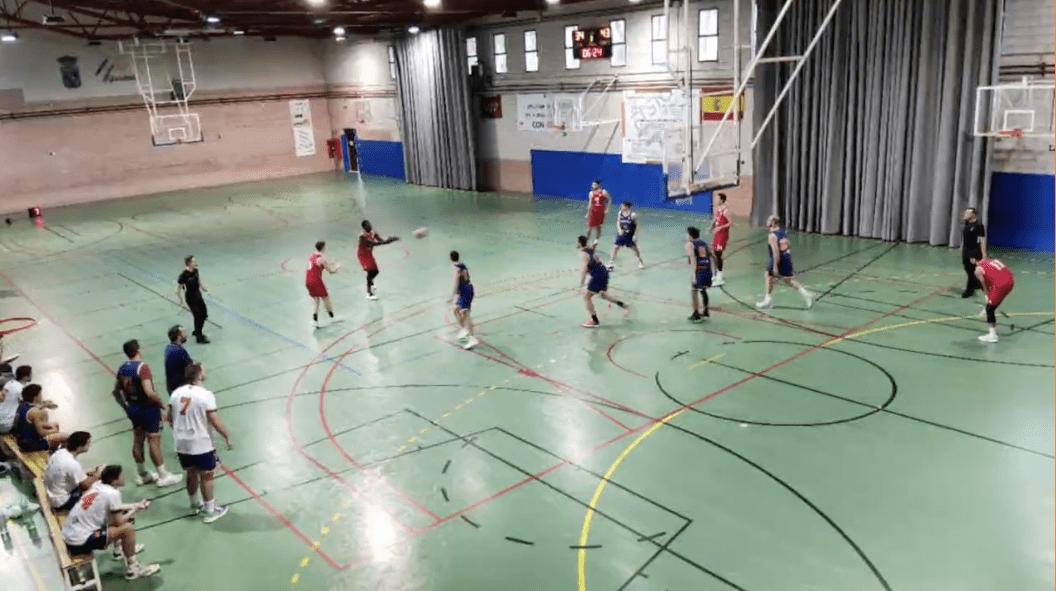 Baloncesto: derrota del CB Majadahonda ante el Basket Globalcaja Quintanar (66-72) y entrevista al entrenador Jaime García
