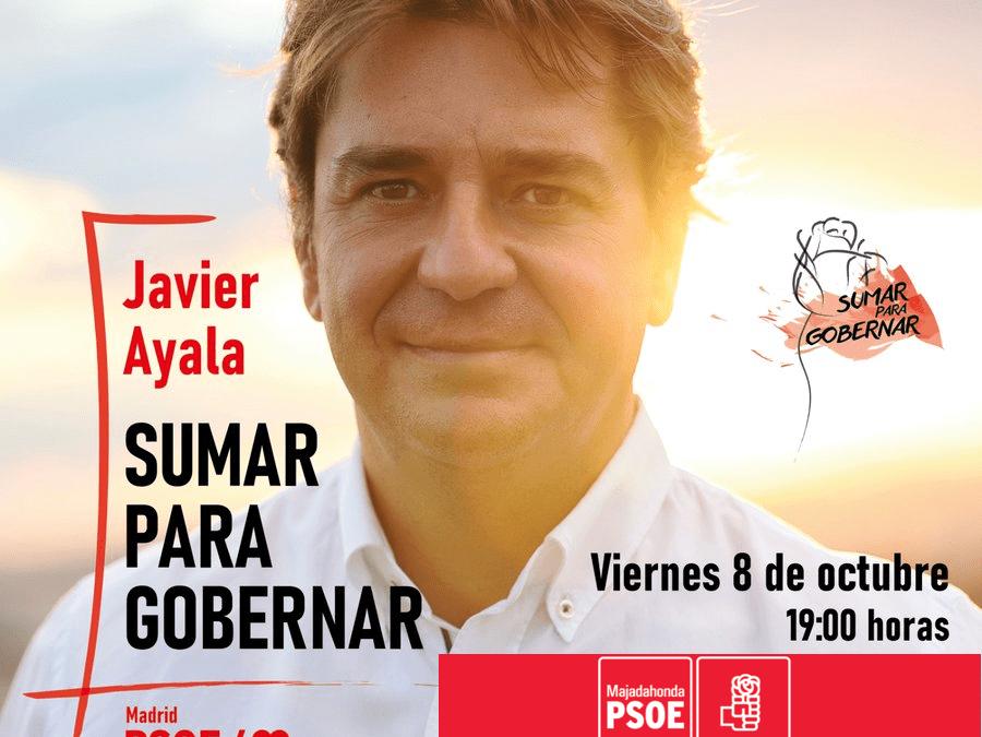 Izquierda Majadahonda: PSOE (Ayala), Más Madrid (Novoa), Podemos (Julio Rodríguez), IU (Cuesta), Somos (disolución)