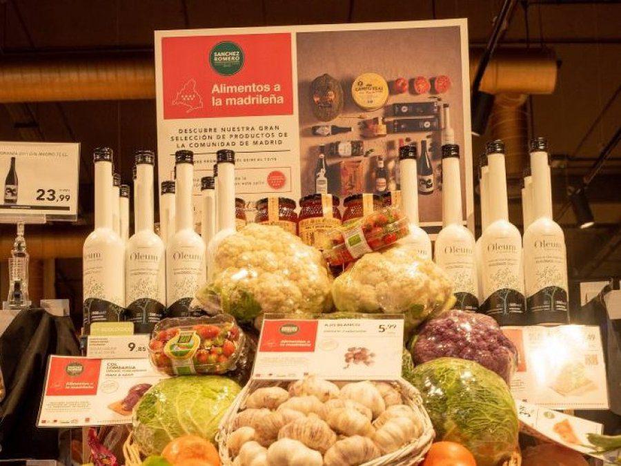 Presentan en Majadahonda la campaña «Alimentos a la Madrileña» sin productos majariegos