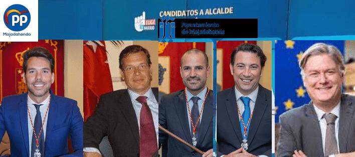 El «sector Ayuso» del PP lanza también a Angel Alonso como futuro candidato a la alcaldía de Majadahonda