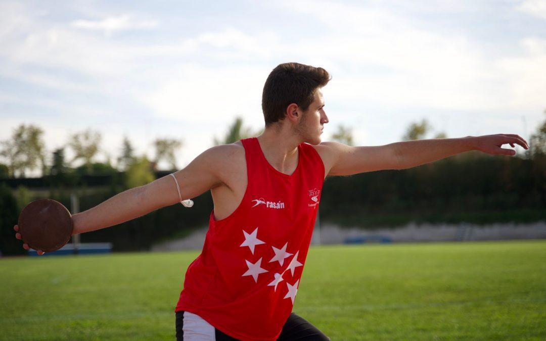 Otro lanzador de Majadahonda alcanza medalla: Miguel Varela, bronce en el Campeonato de España 2021