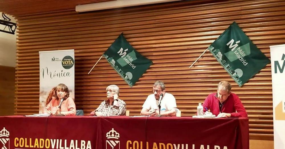«Más Madrid»: «35 años y 2 generaciones de Gobiernos del PP en Majadahonda ¿donde estaba la izquierda?» (I)